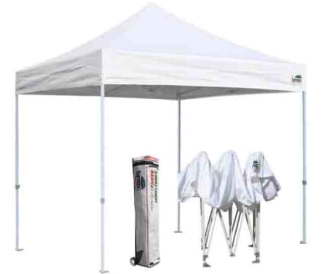 Eurmax Basic X Ez Pop Up Canopy Tent Entry Commercial Level