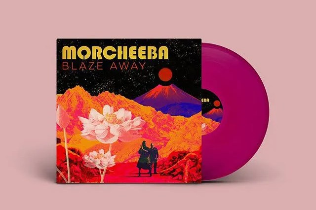 For those who love their vinyl, you can pre-order 'Blaze Away' on a special limited edition magenta disc direct from our online store (link in bio)…there aren't many copies available so order soon to guarantee yours on release this June!