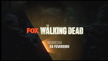 the walking dead, FOX promove 'The Walking Dead' no Hi5, CA Notícias, CA Notícias