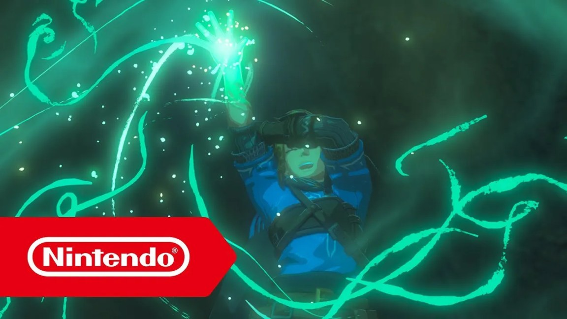 A sequela de The Legend of Zelda: Breath of the Wild – Trailer de apresentação (Nintendo Switch)