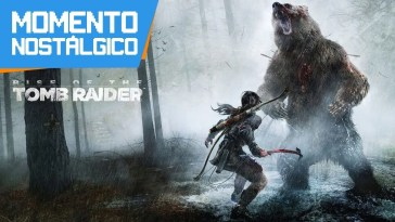 Análise Gaming – 'Rise of the Tomb Raider'