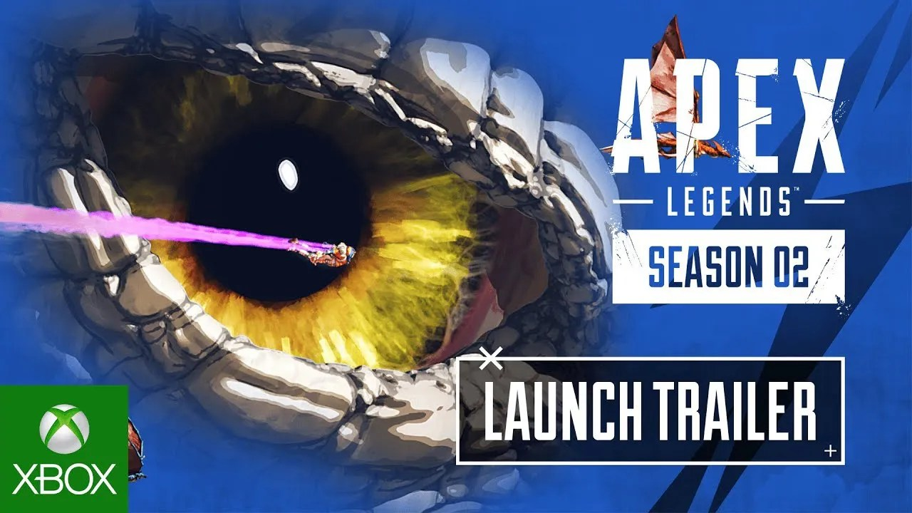 Apex Legends Season 2 – Battle Charge Trailer de lançamento