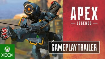 , Apex Legends Trailer de jogabilidade