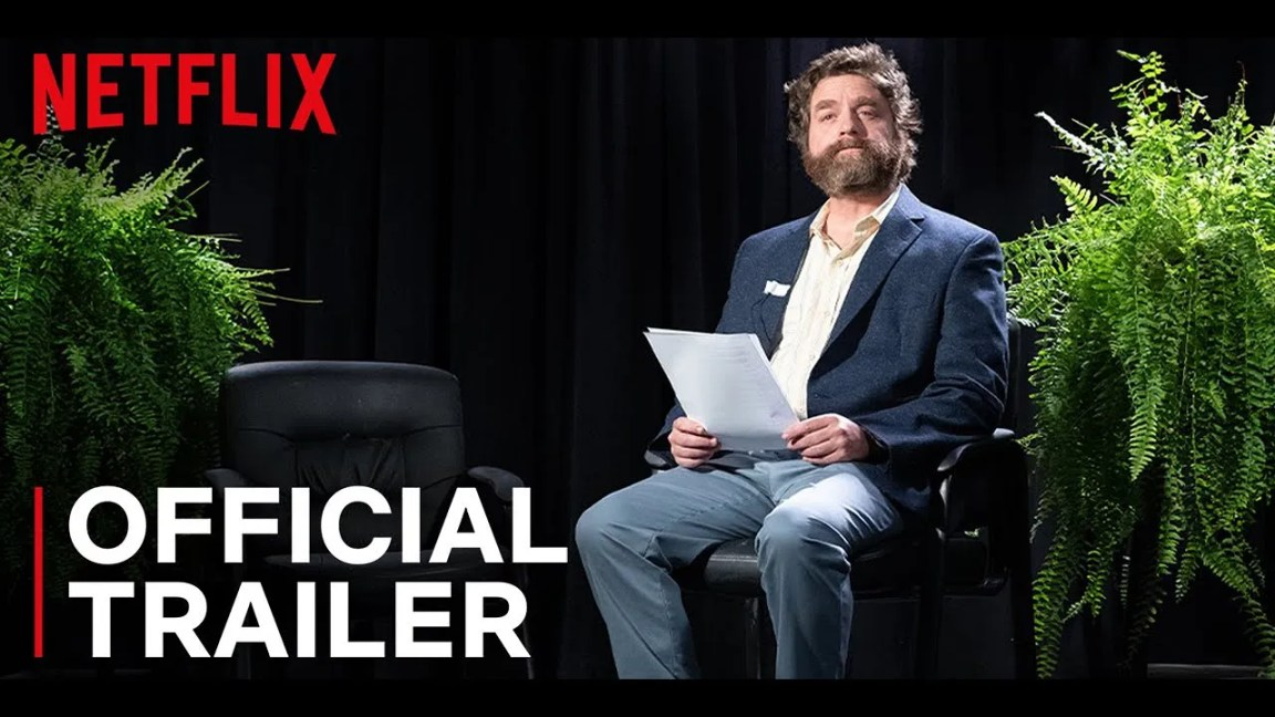 Between Two Ferns: The Movie | Trailer Oficial [HD] | Netflix