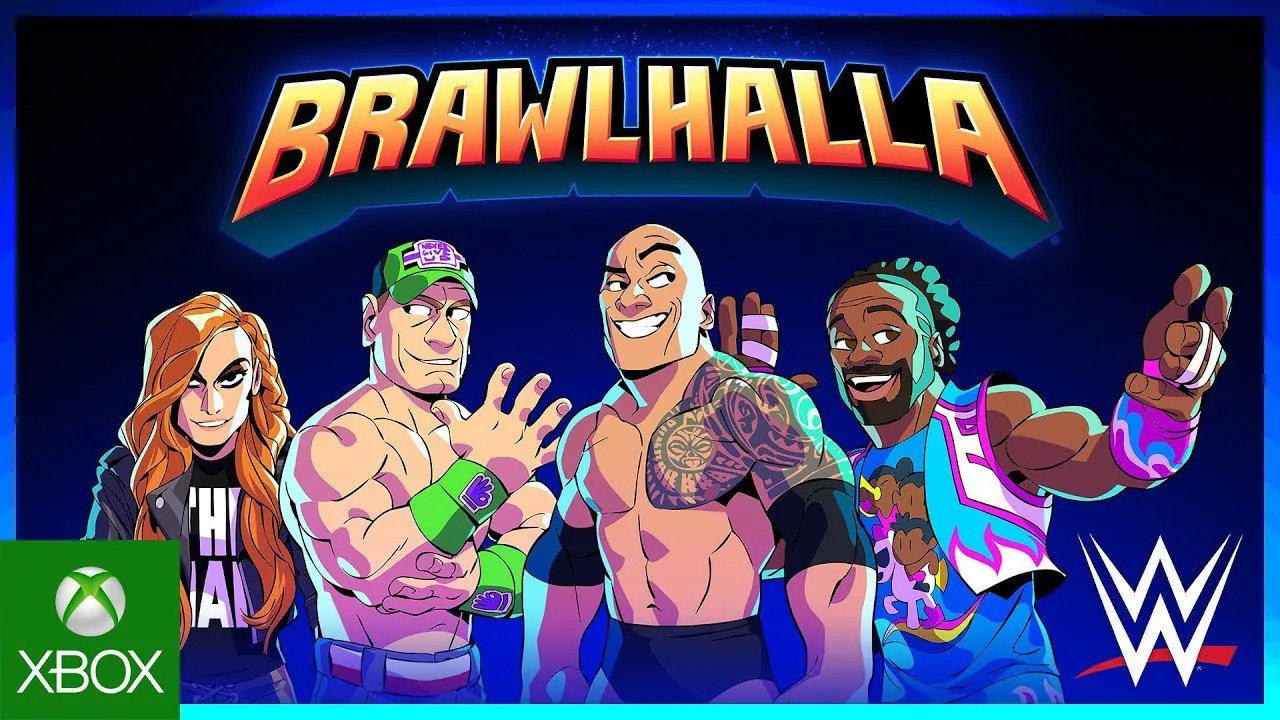Brawlhalla: WWE Superstars Crossover Trailer | Ubisoft [NA]