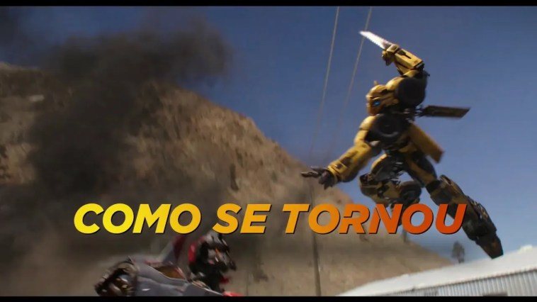 Bumblebee | 20 dezembro nos cinemas | Paramount Pictures Portugal (HD)