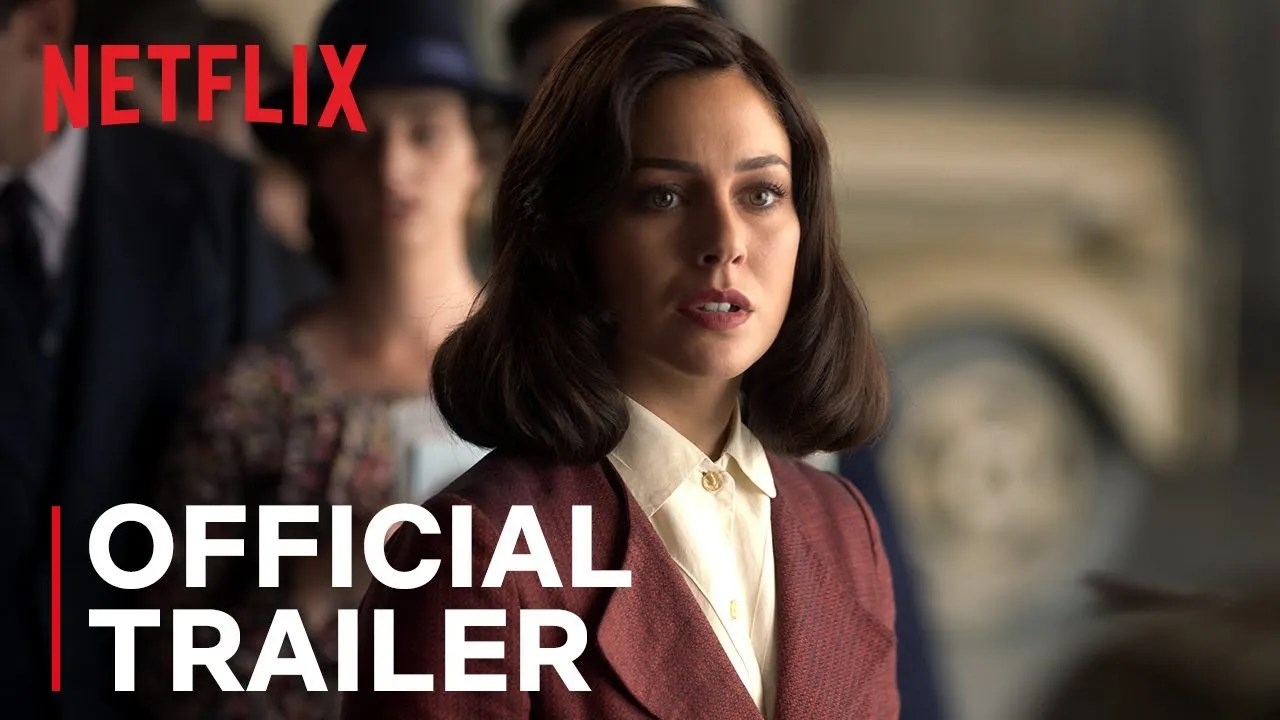 Cable Girls | Final Season: Part 1 Trailer | Netflix