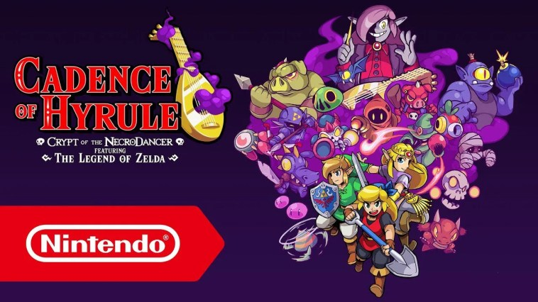 Cadence of Hyrule: Crypt of the NecroDancer featuring The Legend of Zelda – Trailer E3 2019