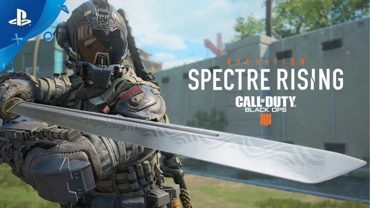 Call of Duty: Black Ops 4 | Operação Spectre Rising | PS4