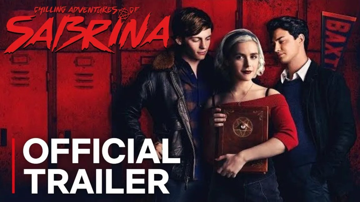 Chilling Adventures of Sabrina: Part 2 Trailer Netflix, Chilling Adventures of Sabrina: Part 2 | Trailer [HD] | Netflix, CA Notícias, CA Notícias