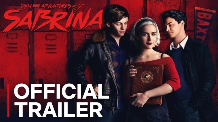 Chilling Adventures of Sabrina: Part 2 | Trailer [HD] | Netflix