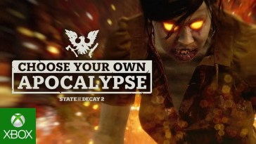 Choose Your Own Apocalypse Update Trailer