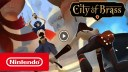 , City of Brass – Trailer de lançamento (Nintendo Switch)