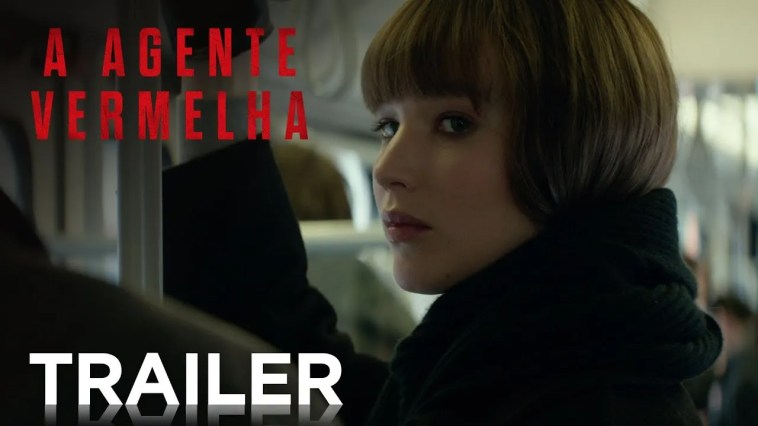 Crítica Cinema – 'A Agente Vermelha' (Red Sparrow)