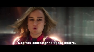 Crítica Cinema | Captain Marvel (Capitão Marvel) 2019