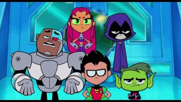 ", Cinema – Trailer de ""Teen Titans Go! O Filme"""