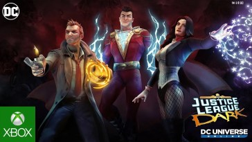 DC Universe Online – Justice League Dark Trailer