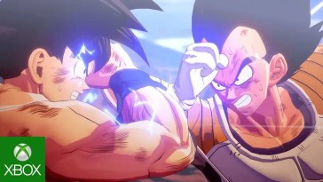 DRAGON BALL Z: KAKAROT - Opening Cinematic Trailer, DRAGON BALL Z: KAKAROT – Opening Cinematic Trailer, CA Notícias, CA Notícias