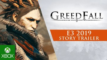 [E3 2019] GreedFall – Story Trailer