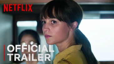Earthquake Bird | Trailer Oficial | Netflix, Earthquake Bird | Trailer Oficial | Netflix