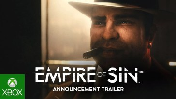 Empire of Sin – Announcement Trailer