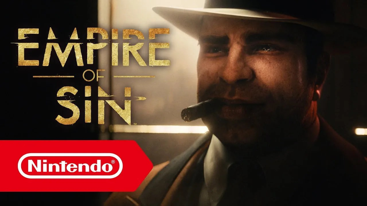Empire of Sin – Trailer E3 2019 (Nintendo Switch)