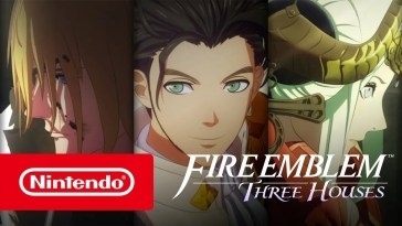 Fire Emblem: Three Houses – Trailer E3 2019 (Nintendo Switch)