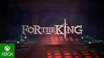 For The King Announcement Trailer, For The King Announcement Trailer, CA Notícias, CA Notícias