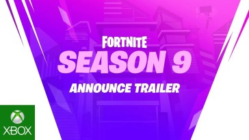 Fortnite – Season 9 – Cinematic Trailer