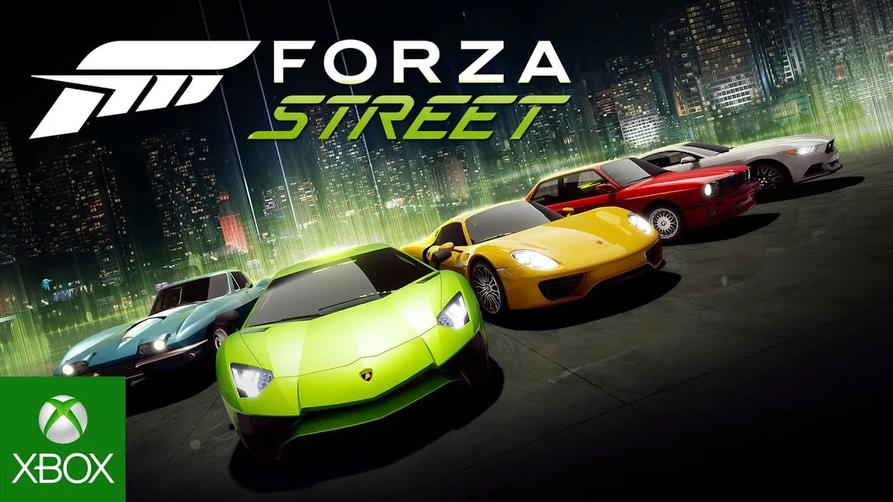 Forza Street – Announce Trailer