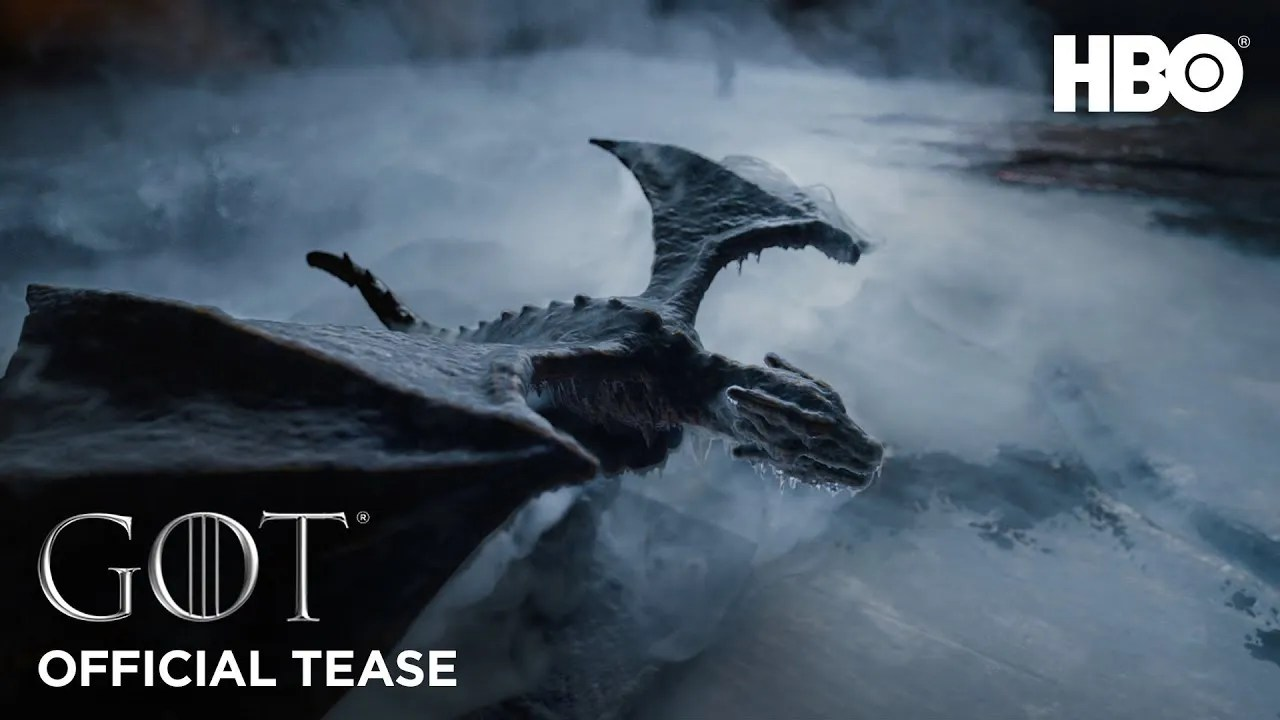 "HBO divulga novo teaser da última temporada de ""Game of Thrones"""