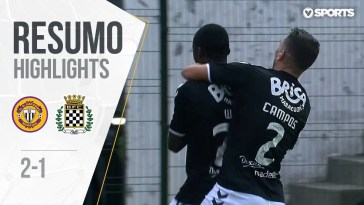 , Highlights | Resumo: Nacional 2-1 Boavista (Allianz CUP – Fase 2)