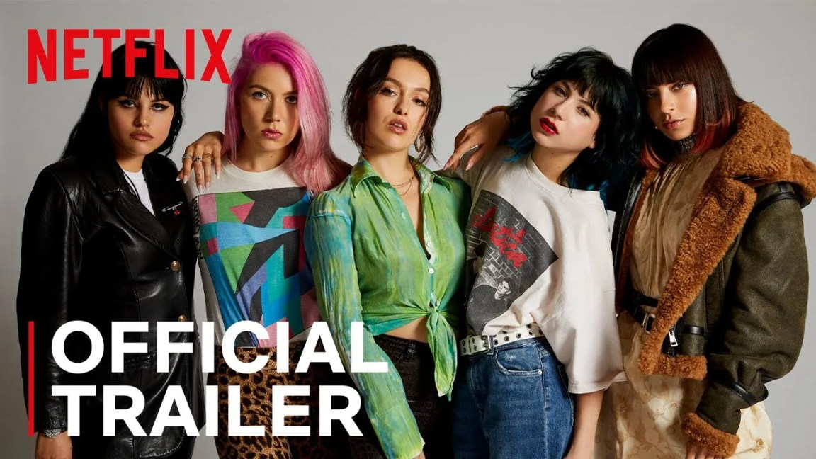 I'm With The Band: Nasty Cherry | Trailer Oficial | Netflix