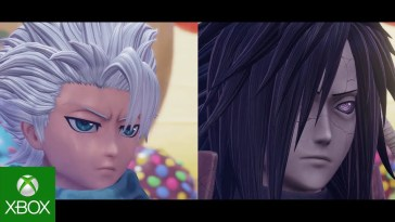 JUMP FORCE – Madara and Hitsugaya DLC Trailer