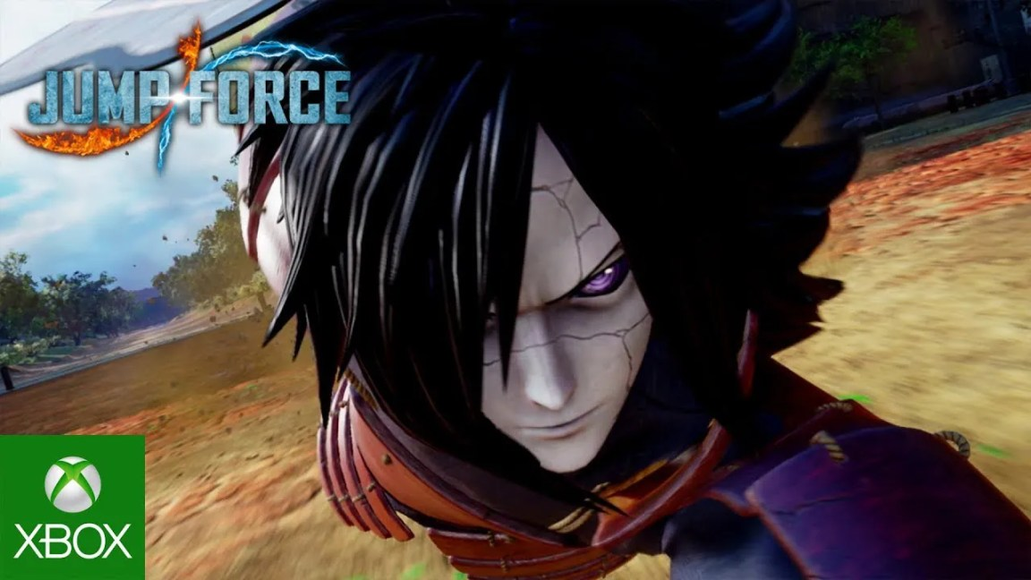Jump Force – Madara Trailer