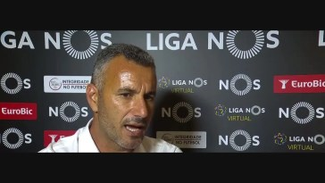 Liga (4ª): Flash interview Ivo Vieira
