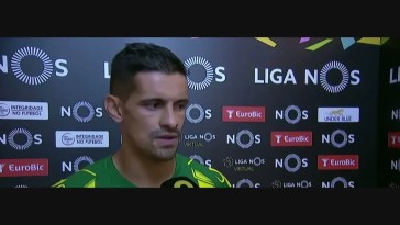 , Liga (6ª): Flash interview Ricardo Costa