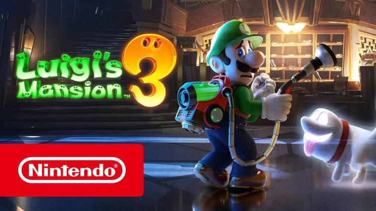 Luigi's Mansion 3 – E3 2019 Spotlight (Nintendo Switch)