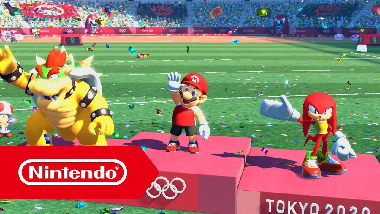 Mario & Sonic at the Olympic Games Tokyo 2020 – Trailer E3 2019 (Nintendo Switch)