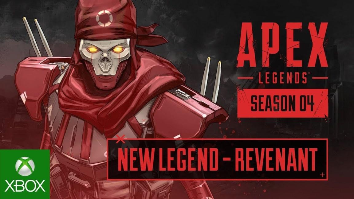 Meet Revenant – Apex Legends Character Trailer, Meet Revenant – Apex Legends Character Trailer