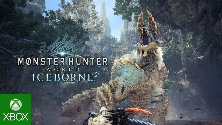 Monster Hunter World: Iceborne – Zinogre Trailer