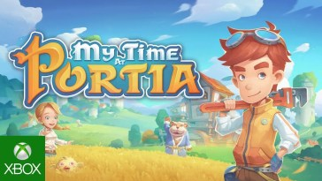My Time At Portia – Trailer de lançamento
