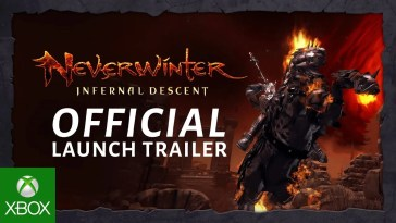Neverwinter: Infernal Descent Trailer Oficial de lançamento