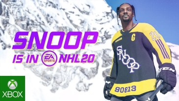 NHL 20 | Snoop Dogg Announce Trailer