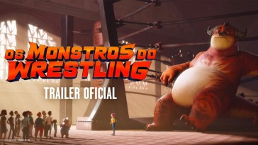 Os Monstros do Wrestling | Trailer Oficial Dobrado | Paramount Pictures Portugal (HD)