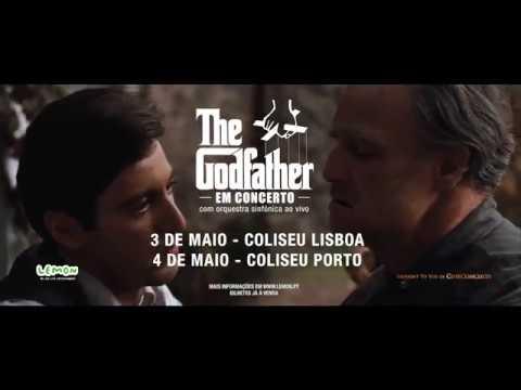 """""""O Padrinho"""", filme-concerto em Lisboa e Porto nos próximos dias"""