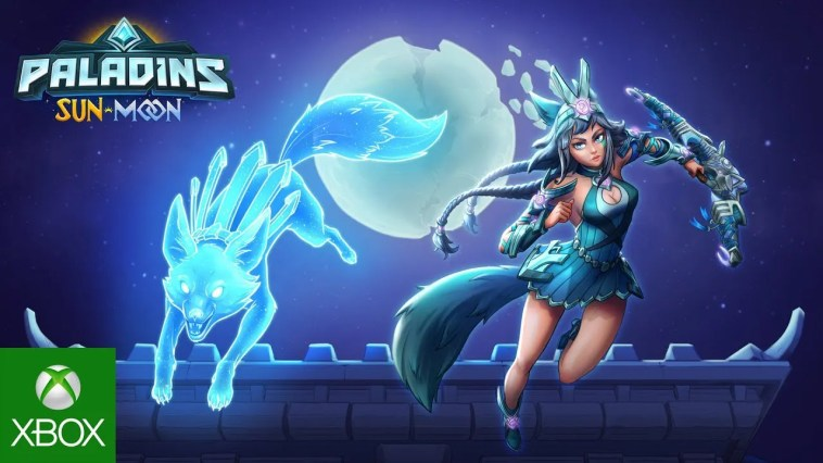 Paladins – Io, The Shattered Goddess Trailer