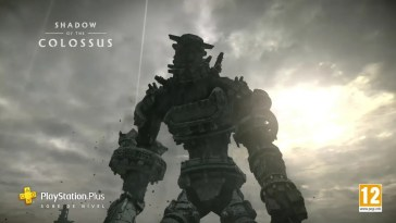 PlayStation Plus | Março 2020 | Shadow of the Colossus + Sonic Forces