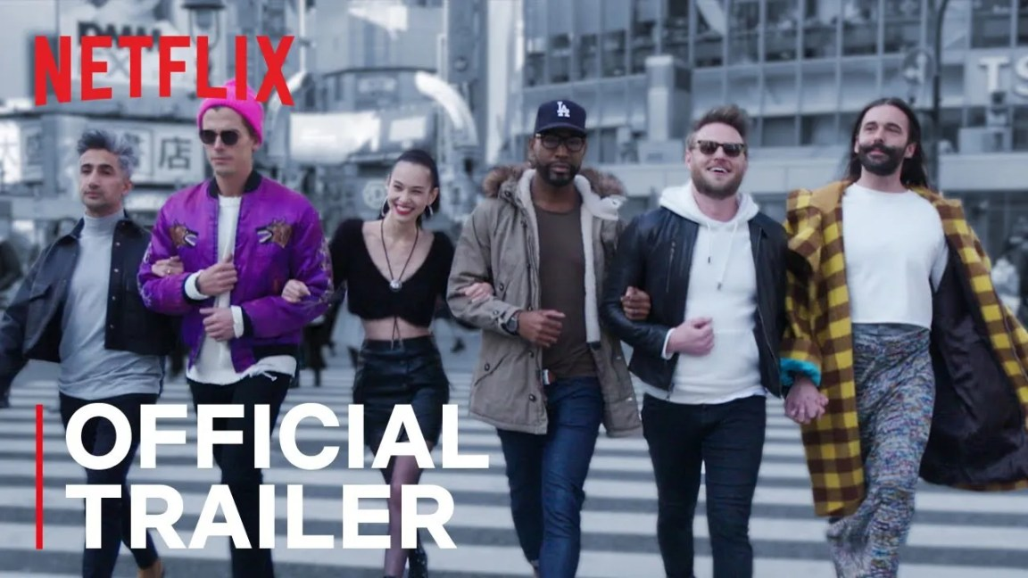 Queer Eye: We're In Japan! | Trailer Oficial | Netflix, Queer Eye: We're In Japan! | Trailer Oficial | Netflix, CA Notícias, CA Notícias