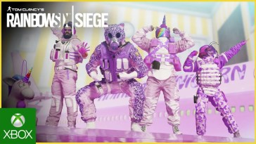 Rainbow Six Siege: Rainbow is Magic Event | Trailer | Ubisoft [NA]